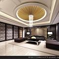 [竹北] 聚合發建設「香禔」(大樓) 2013-06-13 014 交誼廳透視參考圖