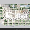[竹北] 聚合發建設「香禔」(大樓) 2013-06-13 017 全區平面參考圖