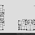[竹北] 聚合發建設「香禔」(大樓) 2013-06-13 018 標準層平面參考圖