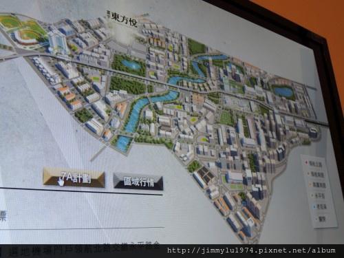[青埔高鐵] 盛亞建設「富宇東方悅」(大樓)銷售團隊與建物模型 2013-07-25 011.jpg