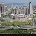 [竹北水岸] 聚合發建設「香禔」(大樓)頂樓景觀 2013-07-29 001