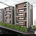 [竹北台元] 新家華建設「親親人子」(大樓)外觀模型 2013-07-29 001