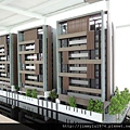 [竹北台元] 新家華建設「親親人子」(大樓)外觀模型 2013-07-29 002
