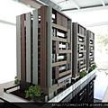 [竹北台元] 新家華建設「親親人子」(大樓)外觀模型 2013-07-29 004