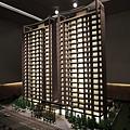 [竹北高鐵] 名銓建設「坤山君峰」(大樓)外觀模型 2013-08-01 002.jpg