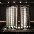 [竹北高鐵] 名銓建設「坤山君峰」(大樓)外觀模型 2013-08-01 005.jpg