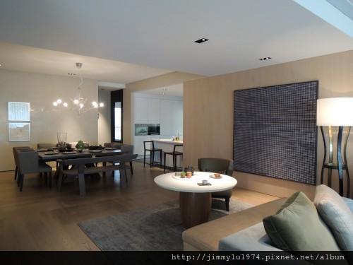 [竹北高鐵] 國泰建設「Twin Park」(大樓)樣品屋100坪4房 2013-08-02 012