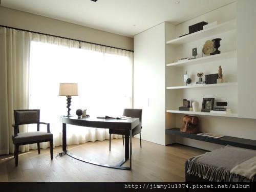 [竹北高鐵] 國泰建設「Twin Park」(大樓)樣品屋100坪4房 2013-08-02 056
