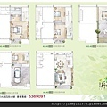 [新竹南寮] 晟家建設「新旅居」(透天) 2013-08-13 002 A3,A5戶平面圖參考