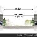 [新竹南寮] 晟家建設「新旅居」(透天) 2013-08-13 003 剖面參考圖