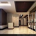 [新竹北門] 展藝建設「問鼎苑」(大樓) 2013-08-15 004 大廳透視參考圖