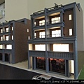 [新竹南寮] 晟家建設「新旅居」(透天) 2013-08-23 002 外觀參考模型