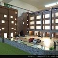[新竹南寮] 晟家建設「新旅居」(透天) 2013-08-23 004 外觀參考模型