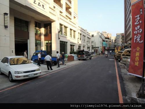 [新竹遠百] 橋達建設「玉品院」(大樓)外觀與景觀 2013-08-27 001