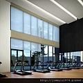 [新竹延平] 金連城建設「市中心」(大樓) 2013-08-30 004 健身房透視考圖