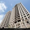 [竹北科一] 聚合發建設「香禔」(大樓)外觀實景 2013-08-24 001