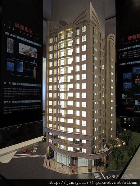 [新竹遠百] 大筑建設「賦竹」(大樓)模型,樣品屋A 2013-09-05 001.jpg