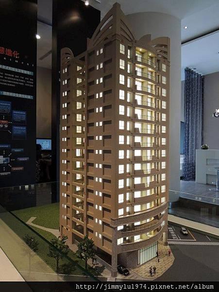 [新竹遠百] 大筑建設「賦竹」(大樓)模型,樣品屋A 2013-09-05 004.jpg