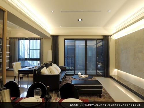 [新竹遠百] 大筑建設「賦竹」(大樓)模型,樣品屋A 2013-09-05 014.jpg