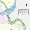 [新北三重] 新北環快動線圖 2013-09-12