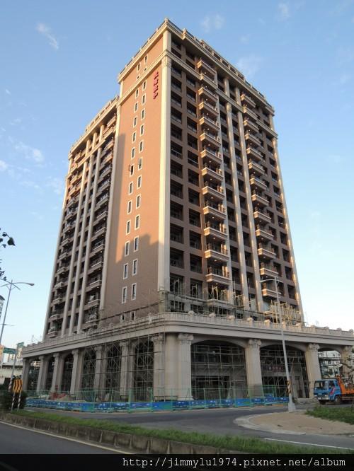 [竹北高鐵] 寬隆建設「寬隆敦和大廈」(大樓) 2013-10-17 002