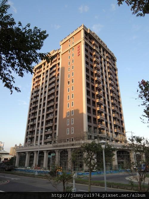 [竹北高鐵] 寬隆建設「寬隆敦和大廈」(大樓) 2013-10-17 001