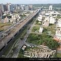 [竹北高鐵] 高鐵新竹站周邊景觀(從「明日軸」俯瞰) 2013-10-18 001