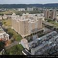 [竹北高鐵] 高鐵新竹站周邊景觀(從「明日軸」俯瞰) 2013-10-18 002