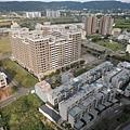 [竹北高鐵] 高鐵新竹站周邊景觀(從「明日軸」俯瞰) 2013-10-18 003