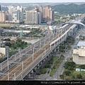 [竹北高鐵] 高鐵新竹站周邊景觀(從「明日軸」俯瞰) 2013-10-18 009