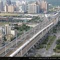 [竹北高鐵] 高鐵新竹站周邊景觀(從「明日軸」俯瞰) 2013-10-18 011