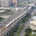 [竹北高鐵] 高鐵新竹站周邊景觀(從「明日軸」俯瞰) 2013-10-18 010