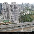 [竹北高鐵] 高鐵新竹站周邊景觀(從「明日軸」俯瞰) 2013-10-18 012