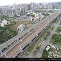 [竹北高鐵] 高鐵新竹站周邊景觀(從「明日軸」俯瞰) 2013-10-18 015