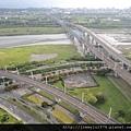 [竹北高鐵] 高鐵新竹站周邊景觀(從「明日軸」俯瞰) 2013-10-18 017
