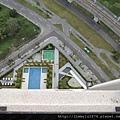 [竹北高鐵] 高鐵新竹站周邊景觀(從「明日軸」俯瞰) 2013-10-18 019