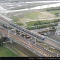 [竹北高鐵] 高鐵新竹站周邊景觀(從「明日軸」俯瞰) 2013-10-18 018