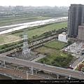 [竹北高鐵] 高鐵新竹站周邊景觀(從「明日軸」俯瞰) 2013-10-18 020
