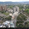 [竹北高鐵] 高鐵新竹站周邊景觀(從「明日軸」俯瞰) 2013-10-18 023