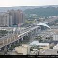 [竹北高鐵] 高鐵新竹站周邊景觀(從「明日軸」俯瞰) 2013-10-18 025