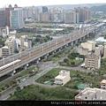 [竹北高鐵] 高鐵新竹站周邊景觀(從「明日軸」俯瞰) 2013-10-18 026