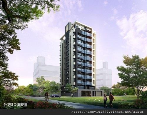 [新竹巨城] 正群建設「天青硯」(大樓) 2013-11-29 001