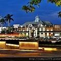 [新竹巨城] 正群建設「天青硯」(大樓) 2013-11-29 009 新竹火車站