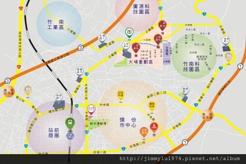 [竹南大埔] 郡林建設「郡林禾軒」(透天) 2013-12-28 004