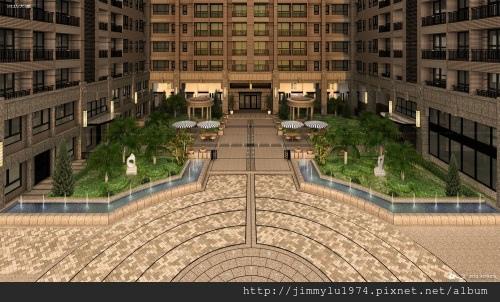 [竹北法院] 合陽建設「成功大道」(大樓) 2013-12-31 002 中庭透視參考圖.jpg