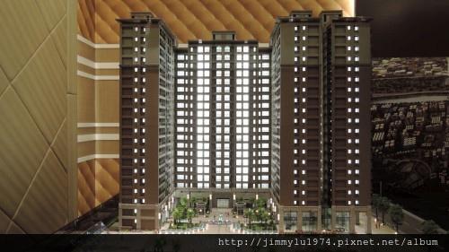 [竹北法院] 合陽建設「成功大道」(大樓)外觀參考模型 2014-01-07 002