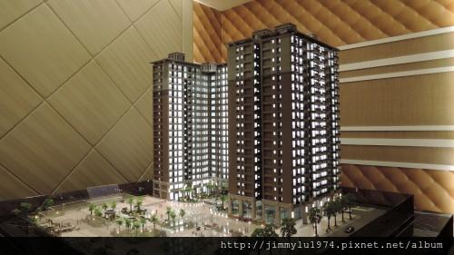 [竹北法院] 合陽建設「成功大道」(大樓)外觀參考模型 2014-01-07 001