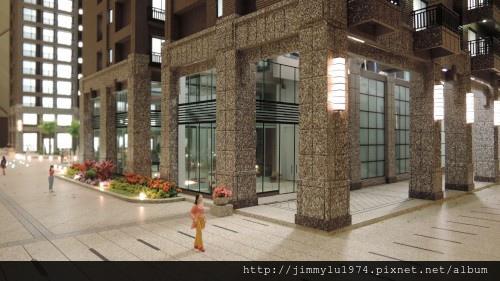 [竹北法院] 合陽建設「成功大道」(大樓)外觀參考模型 2014-01-07 005