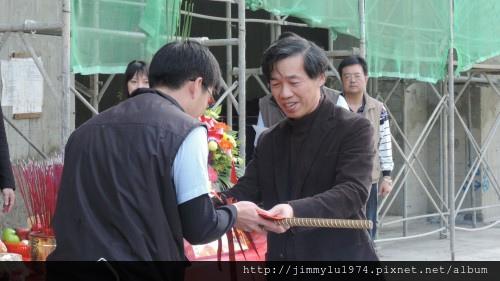 [頭份東庄] 美居建設「美居君品」(大樓)上樑典禮 2014-01-07 007