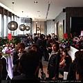 [竹北華興] 元啟建設「涓建筑」(大樓)公開酒會 2014-01-04 001